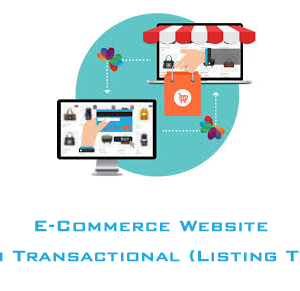 E-Commerce Transactional Website Designing Services